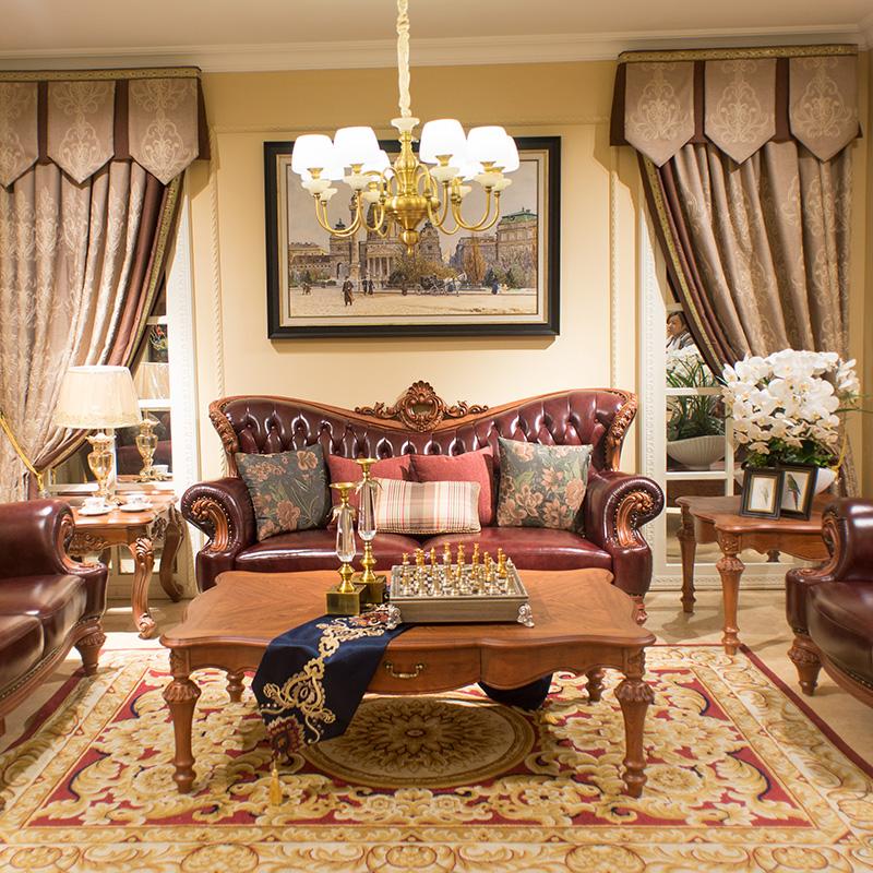 美式沙发m151图片