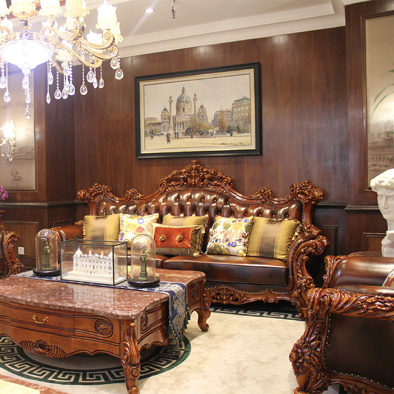 欧式沙发8965_广东佛山乐从欧式家具,欧式家具厂,欧式