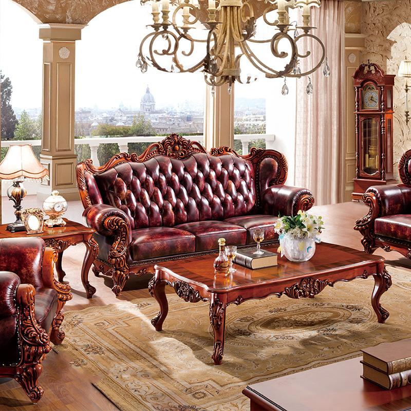 欧式沙发8915图片