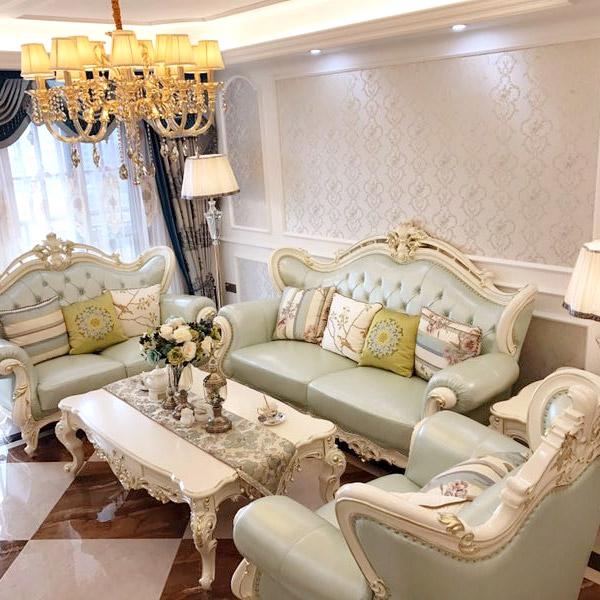 欧式沙发8973