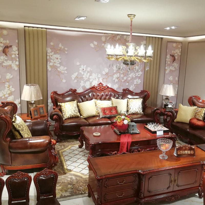 欧式家具沙发8956